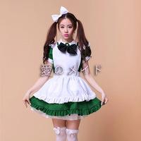 New hot sale Ladies' maid cosplay restaurant uniforms