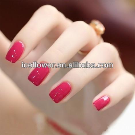 White Shellac Nails New uv Gel Nail Polish White