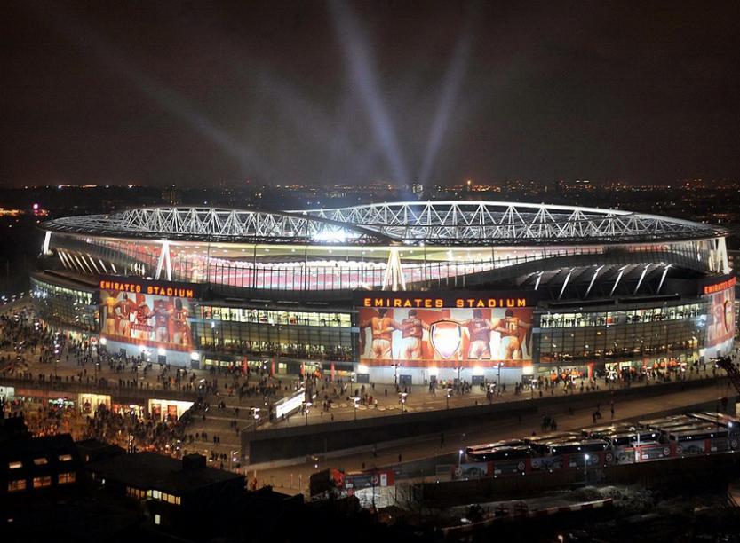 Achetez en gros affiche imprimer gratuitement en ligne for Emirates stadium mural