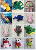 3 colors Modeling  storage bag/Baby Bottle Huggers/Baby feeder Cover/Infant&Toddler's feeding bottle bag//Baby bottle case