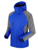 Unsex Jacket With Hood Softshell 3 In 1 Fleece Jacket Wind Breaker Outdoor Sportswear Windproof Waterproof Breathable