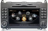 S100 Car DVD for Mercedes A-class W169 B-class W245 Viano Fast A8 Chipset GPS Radio USB 1G CPU Wifi/3G Host audio video player