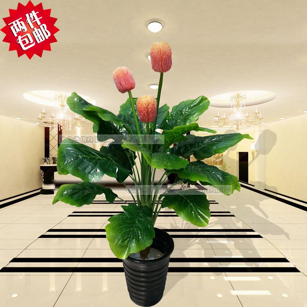 New arrival artificial plants bonsai artificial flower living room decoration fake tree bonsai artificial flower 2(China (Mainland))