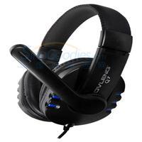 AoLanGe OV-Q7 USB headphones  Grey