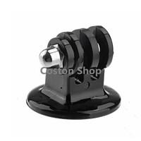 Black Tripod Mount Adapter for Gopro Hero 4/3+/3/2/1 Camera SJ4000 SJ5000 Accessories