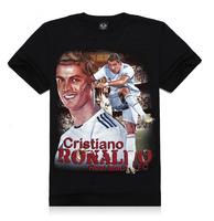 Men's creative cotton sports short sleeve T-shirt Mens 3D T-shirts wholesale C ROM. TX-QX2