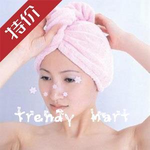 2015 Hot Sale Towels Toalhas De Banho Adulto F162 Specials Magic Microfiber Dry Hair Cap 7 Times Super-absorbent free Toiletries(China (Mainland))