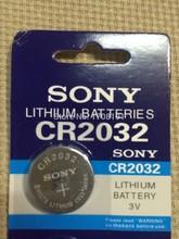 10 шт. высокое качество CR2032 CR 2032 3 В 220 мАч литий-ионная батарея клетки кнопки для Sony CR2032 бесплатная доставка
