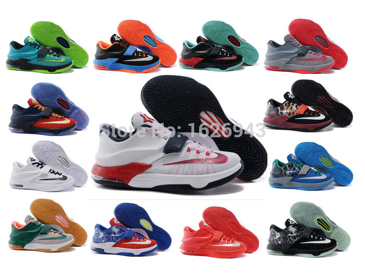 The factory sales promotion,Classic kevin durant series with high quality free shipping kd:7-12(China (Mainland))