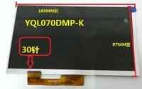 Onda V719 YQL070DMP -k original way N70 3 g screen LCD