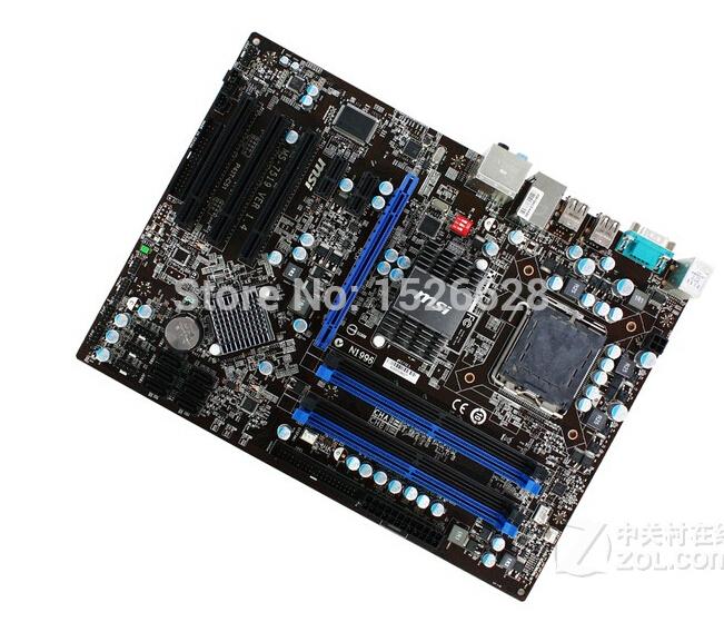 Материнская плата для ПК 100% MSI p43t/c51 DDR2 LGA775 P43T-C51 c51单片机应用与c语言程序设计(第3版) 基于机器人工程对象的项目实践