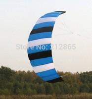 Free Shipping!Hot 2.6m  Stunt Parafoil POWER Sport Kite !!