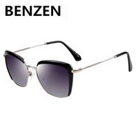 2015 Women Sunglasses Polarized UV Brand Designer Black Female Sun Glasses  Oculos De Sol Feminino  Gafas  With Case 6035