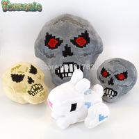 Terraria Stuffed Plush Dolls Toys Jazwares Bunny Skeletron Plush Toy Kids Gift  Set of 4 Brand New