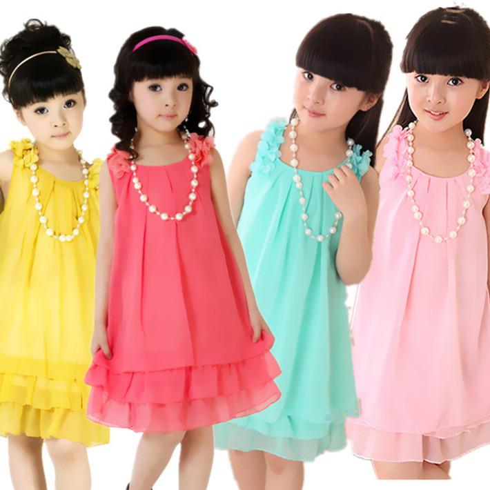 Модное платье для подростка