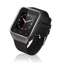 ZGPAX S8 Watch Phone Android 4 4 MTK6572W Dual Core 1 54 Inch 3G 512MB 8GB