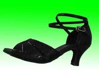 Wholesale Wholesale Women Black LATIN Dance Shoes Ballroom Dance Shoes Salsa Dance Shoes Tango Dance Shoes,zapatos de baile