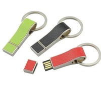 2015 NEW Keychain leather whistle usb flash drive 8g 16gb 32gb 64gb gift pen drive pendrive memory stick free shipping