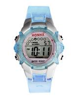 10pcs Watch children watch electronic watches wholesale HONHX female models LED Watch 62B