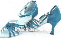 Factory direct sell Brand New Women's Tango Ballroom Latin Dance Shoes salsa shoes 5cm / 7cm heeled,zapatos de baile