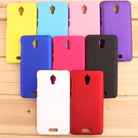 New Arrival Luxury Super Frosted Matte Hard Case Cover For Lenovo S660 Plastic Back Cover
