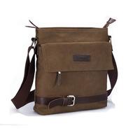 Men's casual bags bag Vintage Canvas Bag Satchel shoulder bag