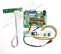 HDMI+VGA+Audio+2AV Controller Board Driver for IPAD 2 lcd panel LP097X02 SLA1 SLQ2 1024*768 + LVDS Cable + Keyboard + Inverter