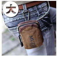 pockets The wrist bag arm bag Mobile phone package bag Men's and women's sports bag bag key bag