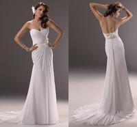 Vestidos De Novia Sweetheart Mermaid Wedding Dresses Vestido De Festa Longo Fashionable Bridal Gowns Cheap 2015 Hot Sale