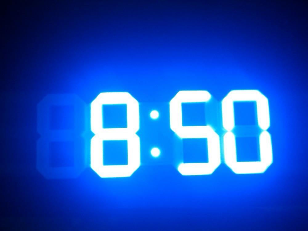 Jam Dinding Besar Murah Jam Dinding Digital Besar