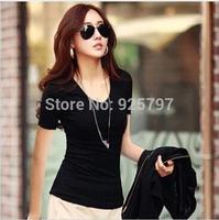 women Tops Tees 2015 summer women casual dress womens t-shirt roupas femininas short sleeve tshirt t shirts for women t shirt