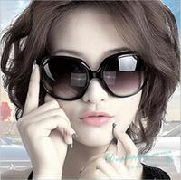 Big box Sunglasses Female UV Protection Fashion Sunglasses Summer Free Shipping