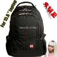 2015 new mochila 15.6'' inch man laptop backpack men's backpacks school travel computer backpack notebook bag women sport bolsa