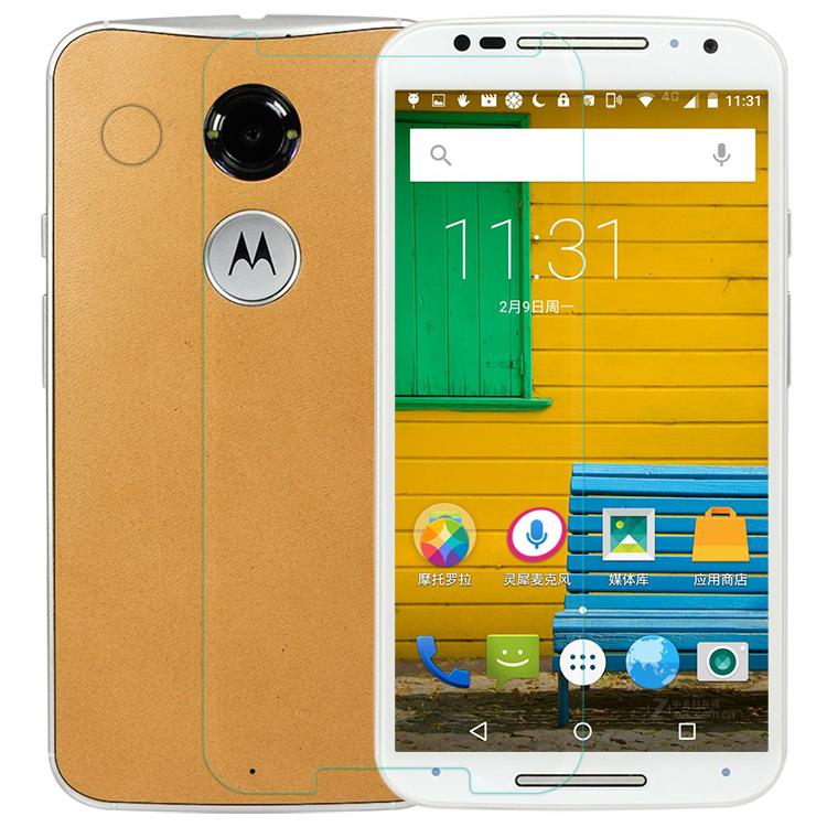 Nillkin H Anti-burst Tempered Glass for Motorola Moto X 2014 Screen Protector 0.33 9H Glass Screen Guard Film for Moto X XT1097(China (Mainland))