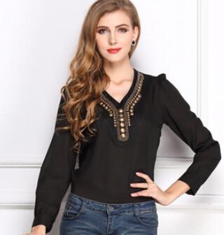 Женские блузки и Рубашки 2015 auturn upperwear m/xl 02