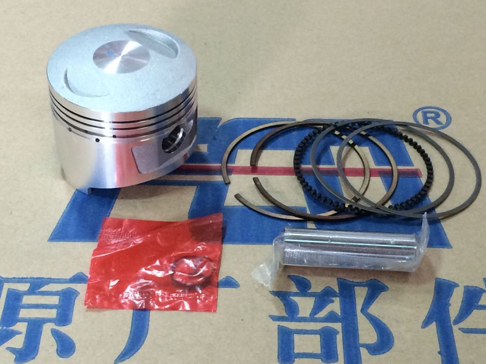 Motorcycle piston and ring CB 200cc LONCIN 200cc piston ring sleeve plug for piston pin piston diameter 63mm 15mm four stroke(China (Mainland))