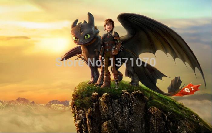 Драконы: Всадники Олуха 1,2,3 сезон - смотреть онлайн