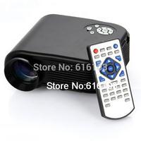 NEW 2015 H88 HD 1080P Home Mini LED Projector Supports HDMI/USB/VGA/TV/AV/IR/SD Card