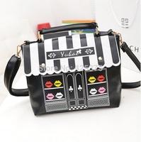 The spring of 2015 the new personality fashion handbag Fashion female bag