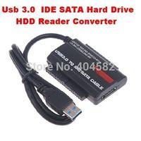 Usb 3.0 2.0 to 2.5'' 3.5'' IDE SATA Hard Drive HDD Reader Converter Docking