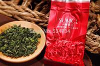 Free Shipping! 100g/lot Taiwan High Mountains Jin Xuan Milk Oolong Tea, Frangrant Wulong Tea