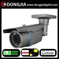 DA-IP8620TRFZ 2.8-12mm 4.3X Motorized zoom lens P2P 5 megapixel ip camera waterproof