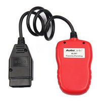 Autel AutoLink AL301 OBD II & CAN Code Reader Free Update Online Reads and displays Diagnostic Trouble Codes