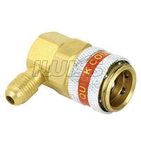 QC-15H/L R134A Brass Quick Coupler