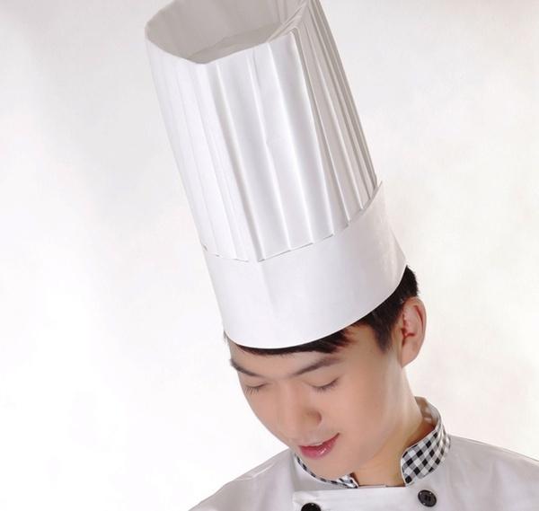 Online kopen wholesale keuken hoed uit china keuken hoed groothandel - Professionele keukenhoed ...