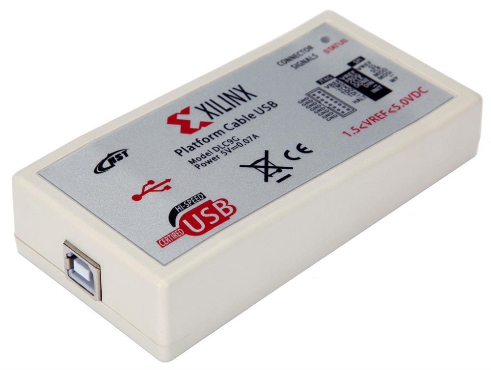 Скачать Xilinx FPGA DLC9G