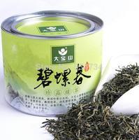 100g Spring biluochun tea 2014 green biluochun premium spring new tea green the green tea for weight loss health care products
