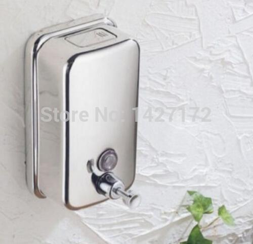 Seifenspender Dusche Wandmontage : Seifenspender aus China Chrom Wand Seifenspender Gro?h?ndler