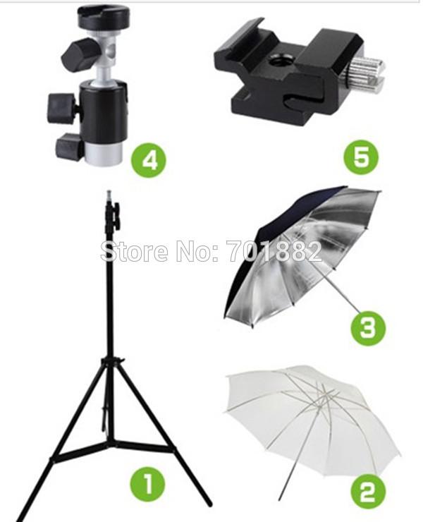 Аксессуары для фотостудий OEM 2m + 360 + 33 + 5 1 2m light stand