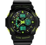 2015 New Arrival SKMEI Brand Men Sports Military Watches Fashion Casual Dress Wristwatches Led Digital Clock Quartz Watches